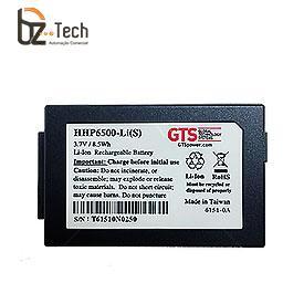 Bateria GTS para Coletor Honeywell Dolphin 6100 e 6500 (HHP) - 2200mAh