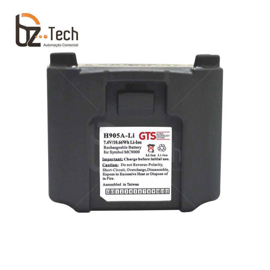 Foto Gts Bateria Coletor Mc9000s