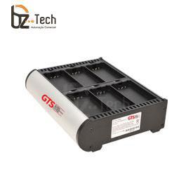 Carregador de Bateria GTS para Coletor Symbol Motorola MC30 e MC31 - 6 Posições