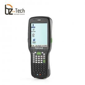 Coletor de Dados Honeywell Dolphin 6500 (HHP) - 3.5 Polegadas, Alfanumérico, Wi-Fi, Bluetooth, Windows CE 5.0