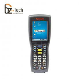 Coletor de Dados Honeywell LXE Tecton MX8 - Touch 2.8 Polegadas, Qwerty, Wi-Fi, Bluetooth, Windows CE Professional 5.0