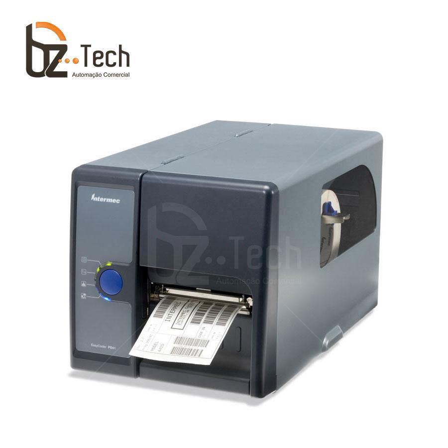 Honeywell Impressora Etiquetas Pd41 Ethernet
