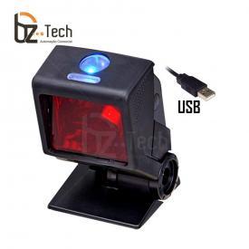 Leitor Fixo Honeywell QuantumT MS 3580 Laser (Metrologic) - USB