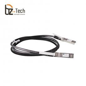 Cabo HP FlexNetwork X242 10G SFP+ para SFP+ (HPE) - Conexão Direta