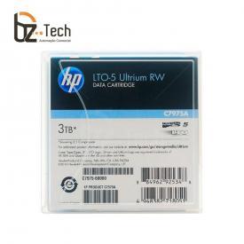 Cartucho de Dados HP Fita LTO 5 Ultrium com 3TB RW