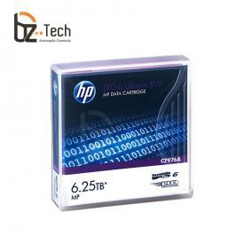 Cartucho de Dados HP Fita LTO 6 Ultrium com 6.25TB RW