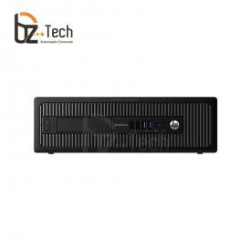 Computador HP EliteDesk 800 G1 SFF - Intel Core i5-4590 3.3GHz, 4GB, 500GB, Windows 8 Pro