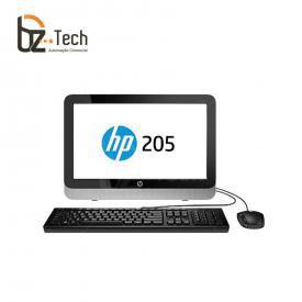 Foto Hp Computador All In One 205 E1 2500 Windows