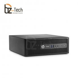 Computador HP ProDesk 400 G3 SFF - Intel Core i3-6100 3.7GHz, 4GB, 500GB