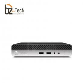 Foto Hp Computador Prodesk 400 Sff G3 I5 7500 Windows