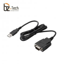 Conversor HP USB para 1 Porta Serial RS232 - Para Mini e Ultra Slim PC