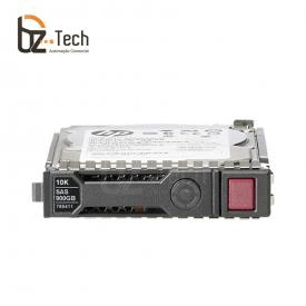 HD SAS HP 900GB para Servidor DL e ML - 12Gbps, 10000rpm, 2.5 Polegadas