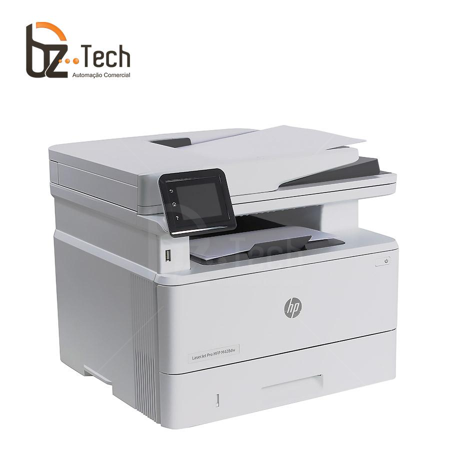 Hp Impressora Multifuncional Laserjet M428dw