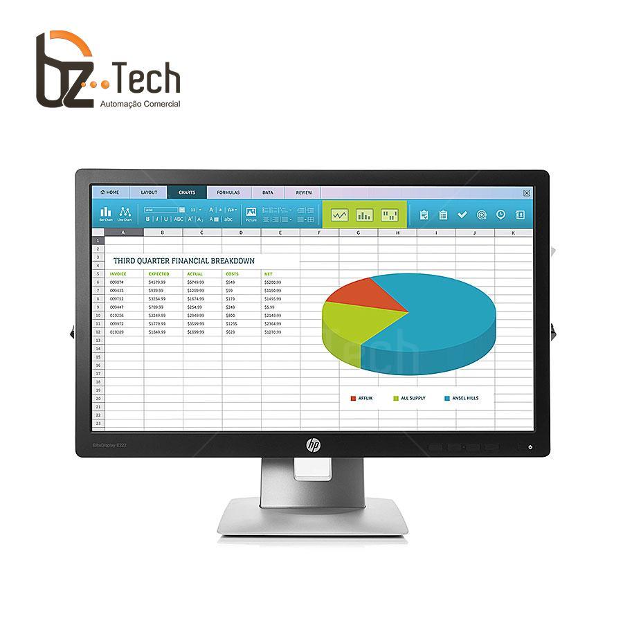 Hp Monitor E222