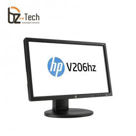 Monitor HP 20 Polegadas LED V206hz