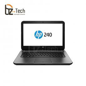Notebook HP 240 G3 14 Polegadas LCD - Intel Core i3-4005U 1.7GHz, 4GB, 500GB, Windows 8.1 Pro