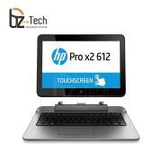 Notebook Tablet HP Pro X2 612 G1 12.5 Polegadas LED - Intel i3-4012Y 1.5GHz, 4GB, 64GB, Windows 8.1 Pro