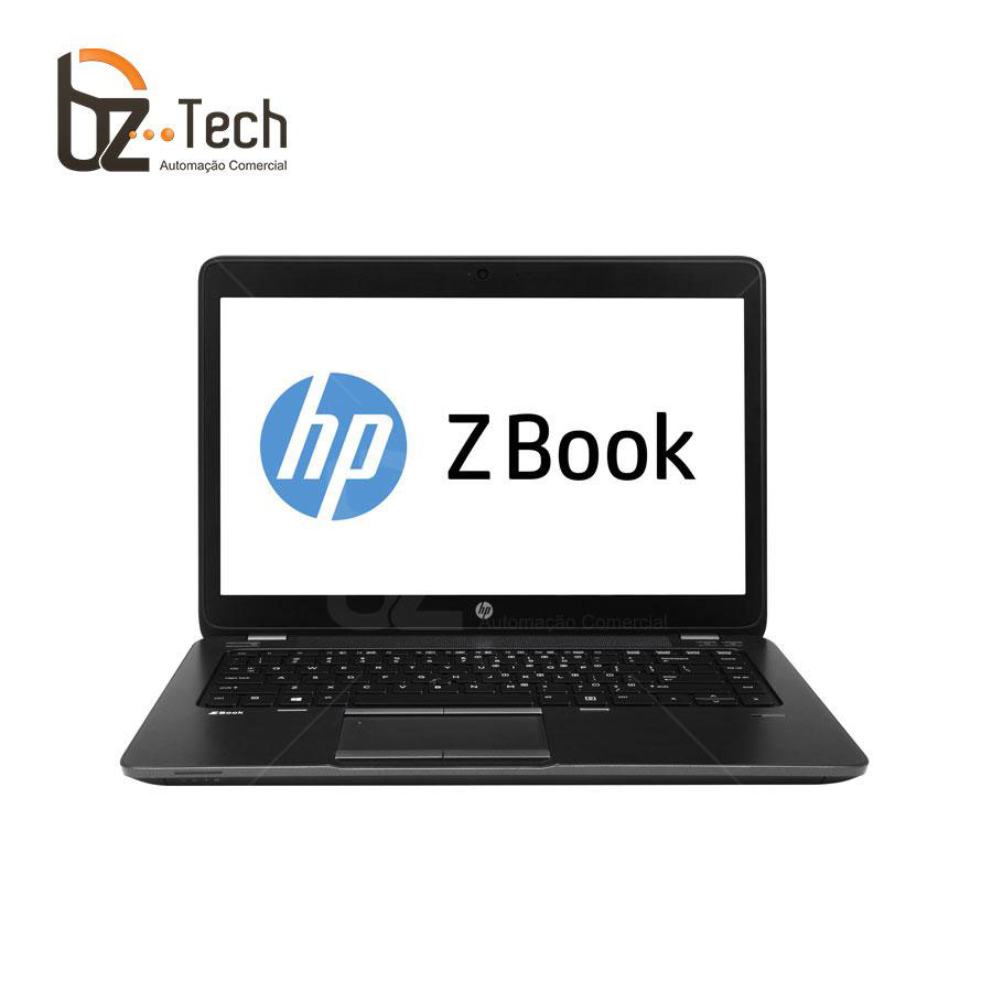 Foto Hp Notebook Zbook 14 Mobile Workstation