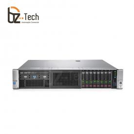 Servidor HP ProLiant DL380 Geração 9 - Intel Xeon E5-2650V4 2.2GHz, 16GB, 600GB