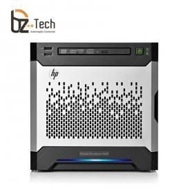 Servidor HP ProLiant MicroServer G2020T Geração 8 - Intel Pentium G2020T 2.5GHz, 4GB