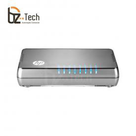 Switch HP OfficeConnect 1405-8G Não Gerenciável (HPE) - 8 Portas 10/100/1000