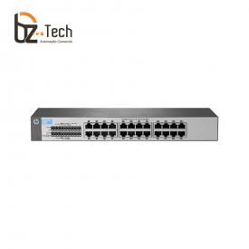 Switch HP OfficeConnect 1410-24 Não Gerenciável (HPE) - 24 Portas 10/100