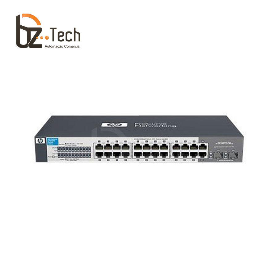 Hp Switch 1410 24g 1gbic