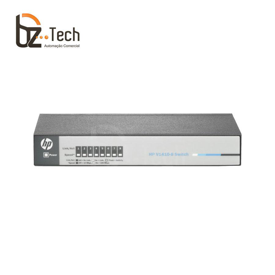 Foto Hp Switch 1410 8