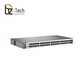 Switch HP OfficeConnect 1810-48G Gerenciável (HPE) - 48 Portas 10/100/1000