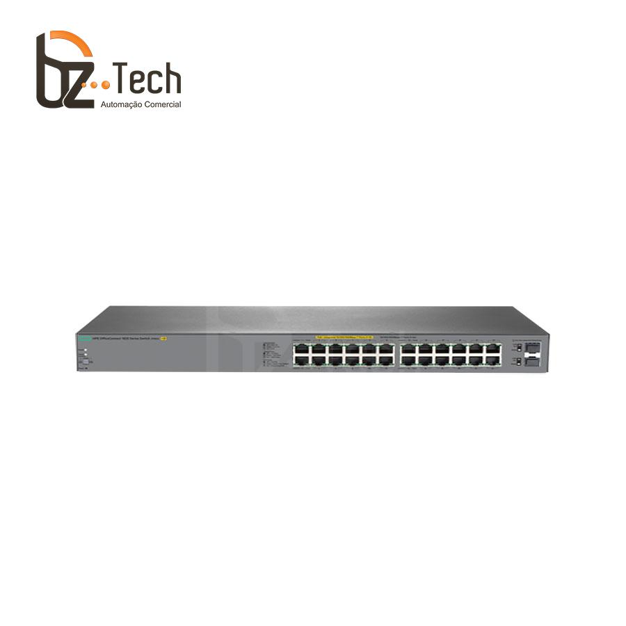 Hp Switch 1820 24g Poe 2sfp 185w