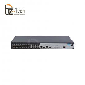 Switch HP OfficeConnect 1910-24 Gerenciável (HPE) - 24 Portas 10/100 e 2 Portas SFP