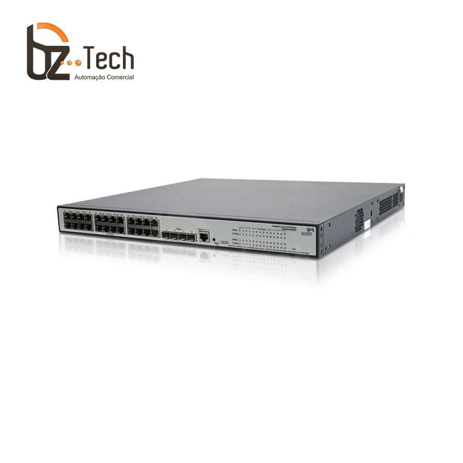Foto Hp Switch 1910 24g Poe 4sfp