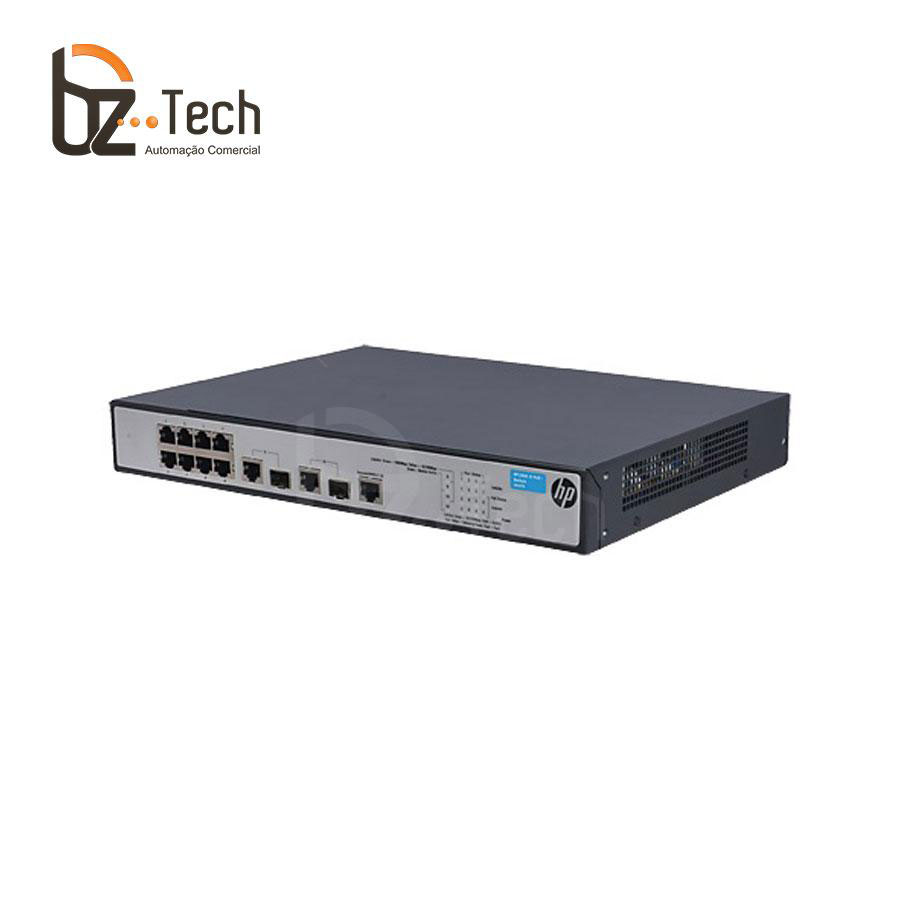 Hp Switch 1910 8 Poe 2sfp