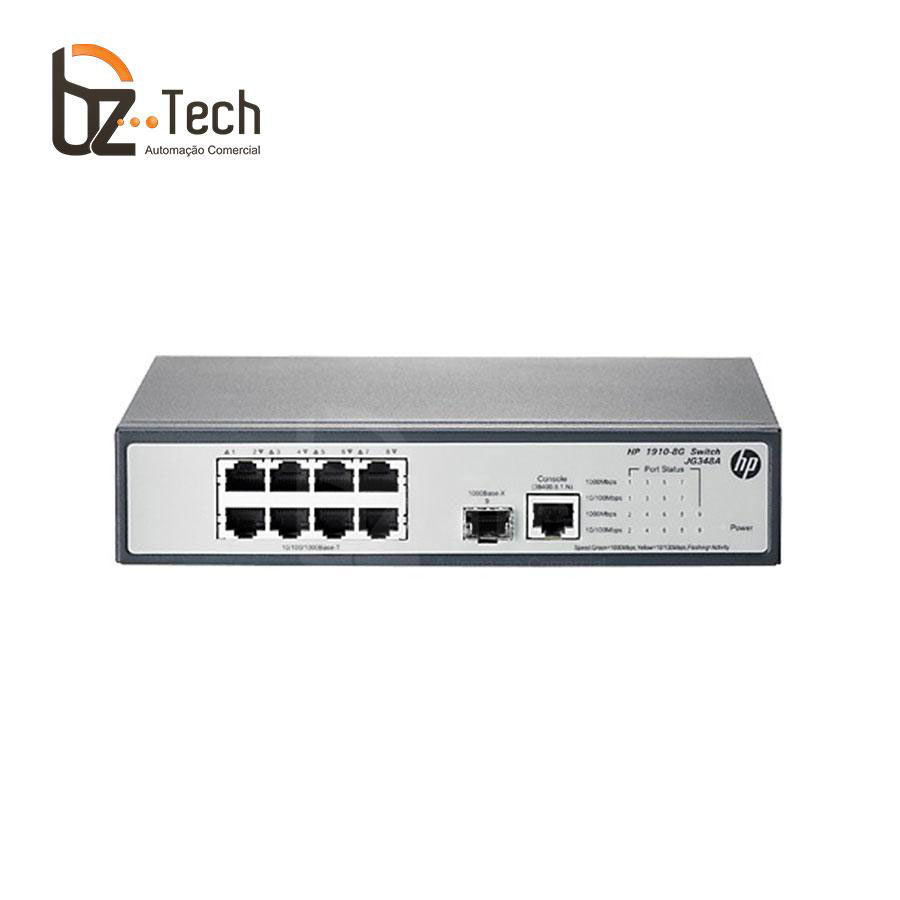 Foto Hp Switch 1910 8g 1sfp