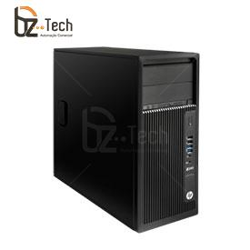 Workstation HP Z240 Tower - Intel Xeon E3-1225v5, 8GB, 1TB, Nvidia Quadro K620, Windows 10 Pro - Mouse e Teclado