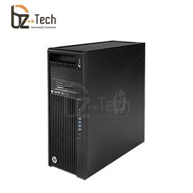 Workstation HP Z440 Tower - Intel Xeon E5-1620v3, 8GB, 1TB, Nvidia Quadro K2200, Windows 8.1 Pro - Mouse e Teclado