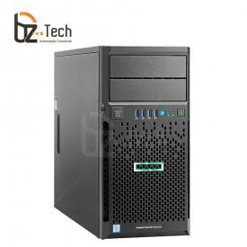 Servidor HP ProLiant ML30 Geração 9 - Intel Xeon E5-1220V5 3.0GHz, 8GB, 1TB