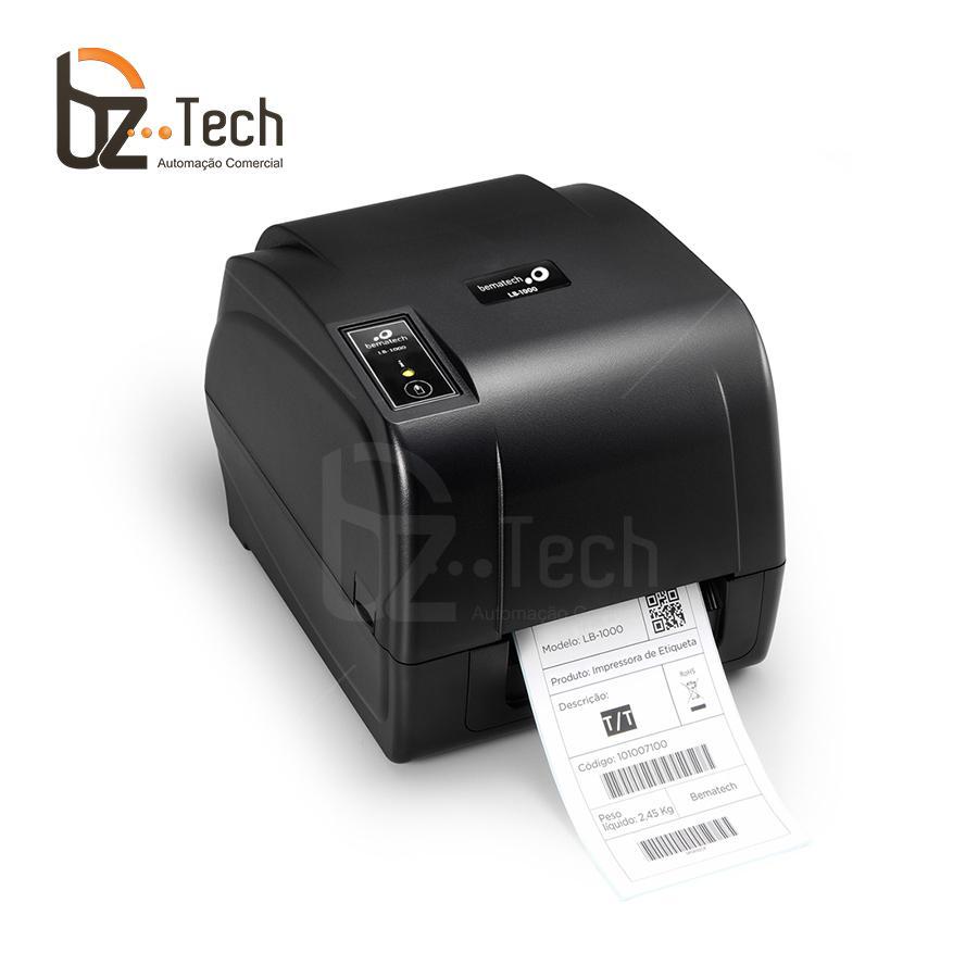 Impressora Bematech Lb 1000 Fechada