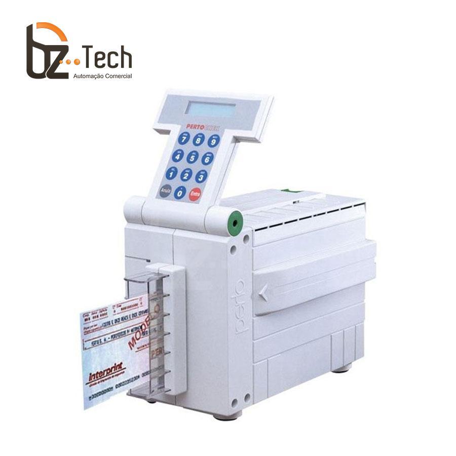 Impressora Cheque Perto 502s Com Cheque