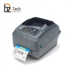 Impressora de Etiquetas Zebra GX420t 203dpi - Serial, Paralela e USB com Cutter
