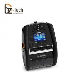 Impressora Etiquetas Portatil Zq620 203dpi Bluetooth