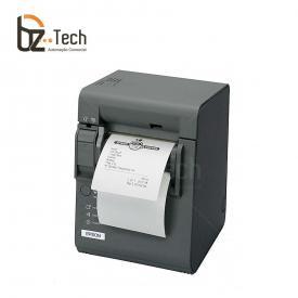 Foto Impressora Etiquetas Tml90 Ethernet