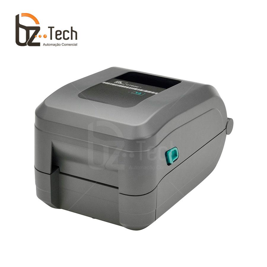 Impressora Zebra Gt 800t Fechada