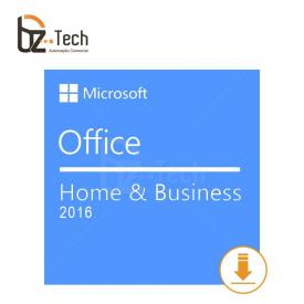 Microsoft Software Office Home Business 2016