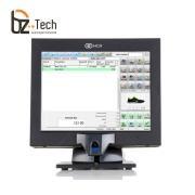 Computador All in One 15 Polegadas Touch Screen NCR P1530 - Intel Atom D2700 2.1GHz, 2GB, 40GB com Display Cliente