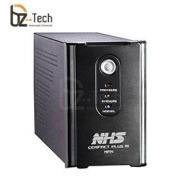 Nobreak NHS Interactive Compact Plus III Max 1400VA Bivolt - 1 Porta Serial RS232 e 2 Baterias 7Ah
