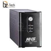Nobreak NHS Interactive Compact Plus III Max 1400VA Bivolt - 1 Porta USB e 2 Baterias 7Ah