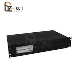 Nobreak NHS Interactive Compact Plus Rack 2U 1200VA Bivolt - 2 Baterias 7Ah