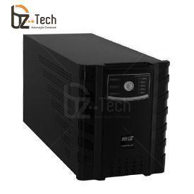 Nobreak NHS Interactive Premium 3000VA Bivolt - 1 Porta Serial RS232 e 3 Baterias 17Ah