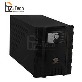 Nobreak NHS Interactive Premium PDV Max 2200VA Bivolt - 2 Baterias 17Ah com Módulo de 6 Baterias 17Ah